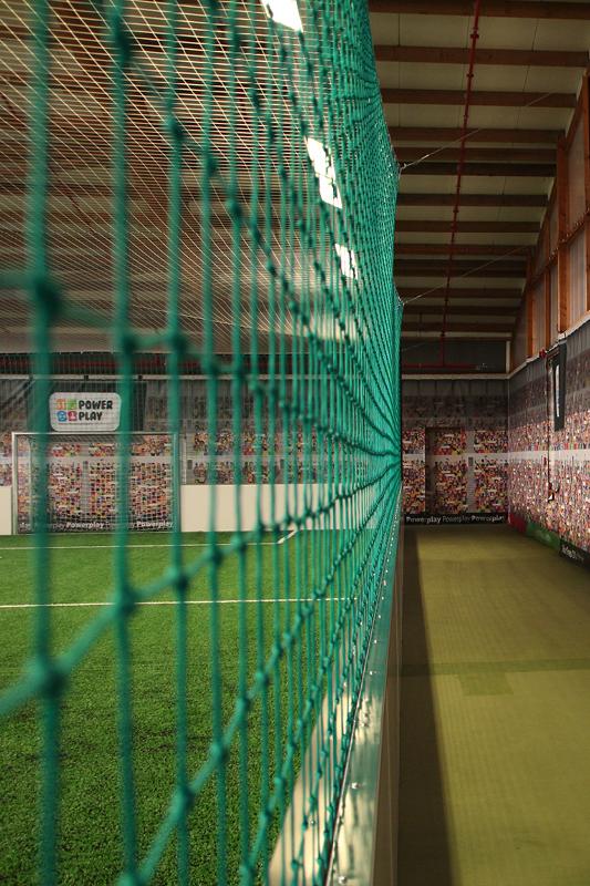 Soccerarena Fussball im Powerplay Zwingenberg